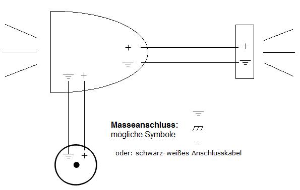 Anleitung: Die Verkabelung bei Dynamobeleuchtung ...