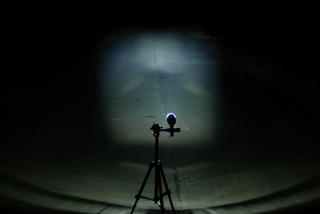 Fahrradbeleuchtung dunkel