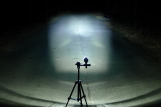 Fahrradbeleuchtung hell