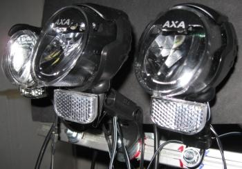 Axa Luxx70 und Luxx70 plus