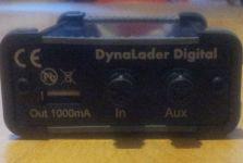DynaLader Digital - Anschlüsse