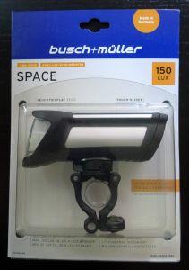 Busch & Müller Ixon Space - Verpackung