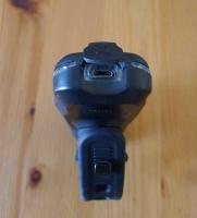 Sigma Sport Aura 80 - Micro-USB Ladeanschluss