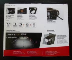 Sigma Sport Aura 45 - Verpackung