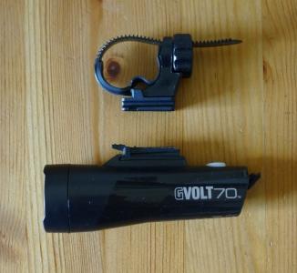 CatEye GVolt70 - Lenkerhalterung