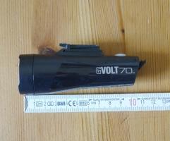 CatEye GVolt70 - Größenvergleich