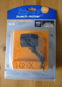 Busch & Müller IQ-X - Verpackung