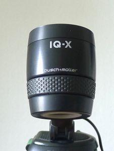 Busch & Müller IQ-X - Oberseite