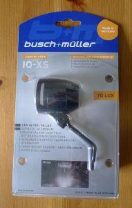 Busch & Müller IQ-XS - Verpackung