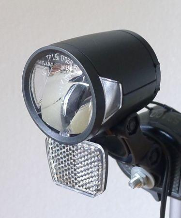 Herrmans H-Black MR8 - Frontansicht