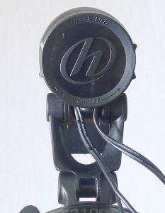 Herrmans H-Black Pro - Rückseite