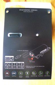 Lezyne Hecto Drive Stvzo Pro 65 - Verpackung
