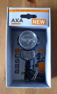 Axa Blueline 50 - Verpackung