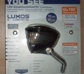 Lumotec IQ2 Luxos U - Verpackung