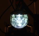 Lumotec IQ2 Luxos U - Frontansicht
