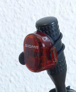 Sigma Sport Nugget II - Schrägansicht