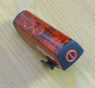 Sigma Sport Blaze - Schalter