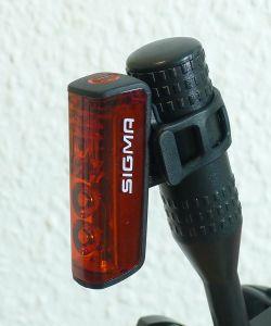 Sigma Sport Blaze - Seitenansicht