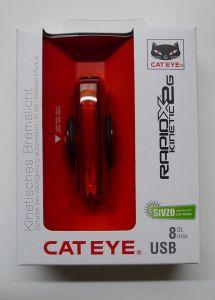 CatEye Rapid X2G Kinetic - Verpackung