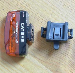 CatEye Rapid Micro G - Halterung