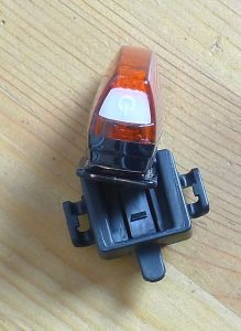CatEye Rapid Micro G - Einschaltknopf