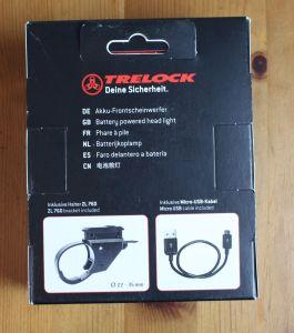 Trelock LS 660 - Verpackung