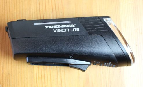 Trelock LS 660 - Seitenansicht