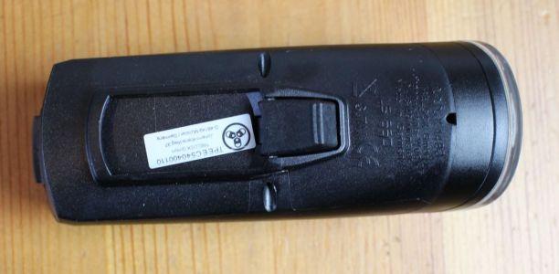 Trelock LS 660 - Unterseite