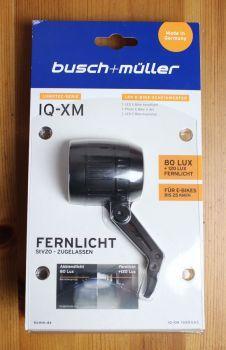 Busch & Müller IQ-XM - Verpackung Vorderseite