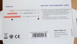 Busch & Müller Toplight View Permanent - LineTec