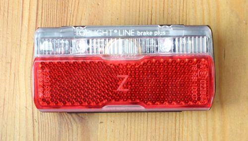 Busch & Müller Toplight Line brake plus - Vorderseite