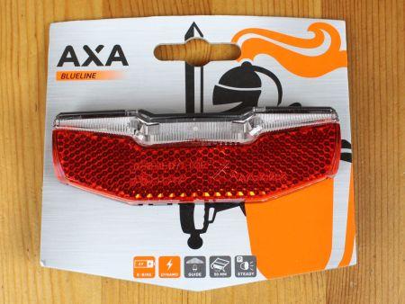 Axa Blueline Rear - Verpackung