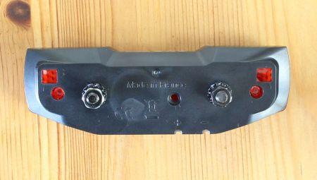 Axa Blueline Rear - Rückseite