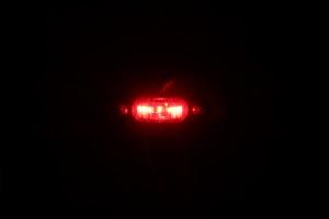 Busch & Müller Toplight Line small - leuchtend von vorn