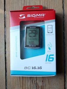 Sigma Sport BC 16.16 - Verpackung